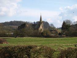 Little Shuckburgh Church