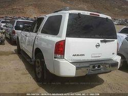 2005 NISSAN ARMADA 5.6L V8 RWD