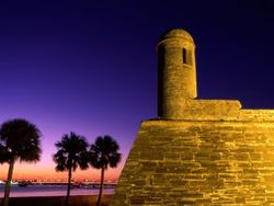 Fort San Marcos, St. Augustine, Florida