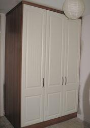 Box room wardrobe