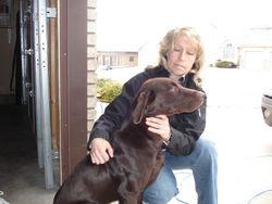Bruno is a big boy now, 2006