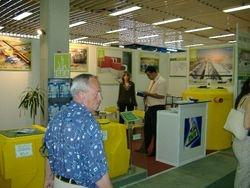 AGM - eco solutions, na sajmu Obnova i gradnja Sarajevo 2006. godine