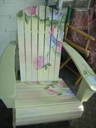 Hydrangea Chair