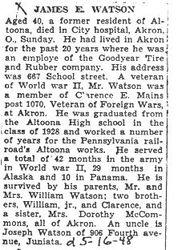 Watson, James E. 1948