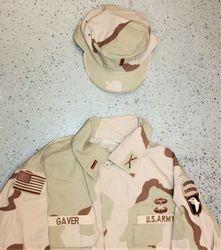 101st ABN. DIV. Desert Camo:
