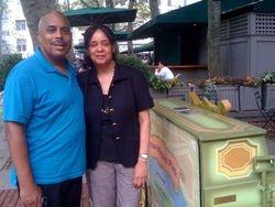Bill Carter and Dona Carter