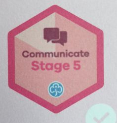 Communicate Stage 5 Skill Builder
