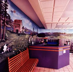 Lakeshore Animal Clinic Waiting Room