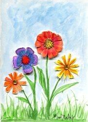 Floral 3D