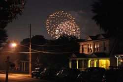Home town Fireworks