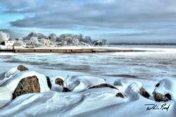 Bluffton In Frost
