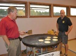 Pancake Feed Oct 2011