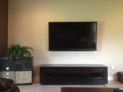 Steve's family room tv