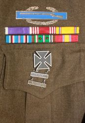 1st Inf.Div. 18th Inf. Reg. private: