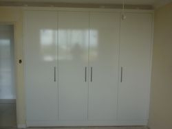 22. Built-In Wardrobe.