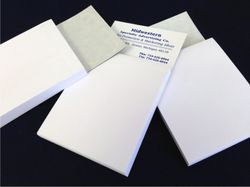 Note Pad with Magnet - Turn your Business Card into a Note Pad!  Magnet on back - 50 Sheets of Paper