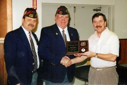 All State Quatermaster Award