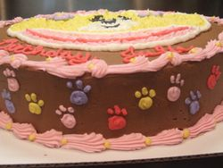 Bear Cake (View 2)