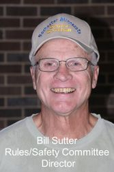 Bill Sutter - Rules/Safety Coordinator