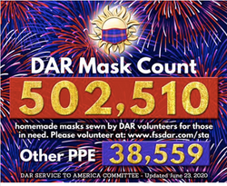 June 23rd Mask Count - 502,510