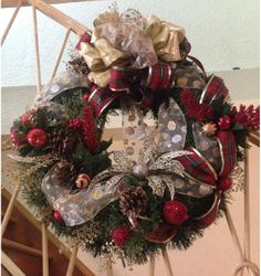 Pine  Christmas Wreath