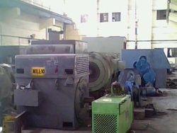 Mill motor