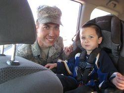 airman Matthew Chounard