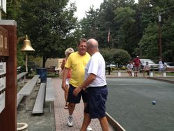 Norristown Bocce Court
