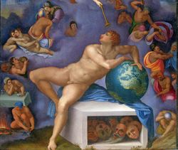 Italian After Michelangelo, The Dream of Human Life