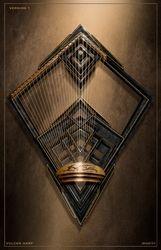 Vulcan Harp #4