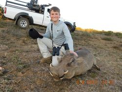 Nate and Warthog