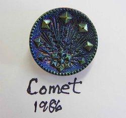 Comet 1986 button
