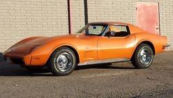 1. 73 Corvette