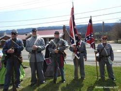2017 6th Brigade Flag Rally