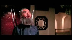 Yeung Chi - Hing as the Long Armed Devil