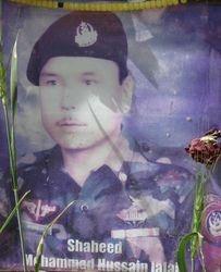Shaheed Muhammad Hussain Lalai