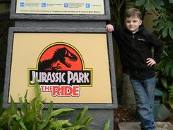 Jurassic Park the Ride