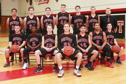 JV Boy's Basketball