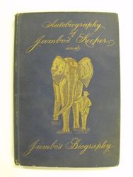 Autobiography of Jumbo's Keeper