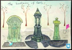 The Fountains of Paris