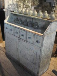 #14/151 Painted Cabinet SOLD