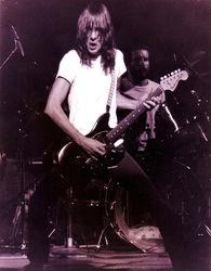Todd Rundgren in Chicago, Uptown Theater, March 18, 1977 (photo by David Royko)
