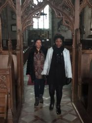 In The Church on site