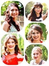 Stunning prom girls
