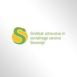 logotip Sindikat zdravstva in socialnega varstva Slovenije