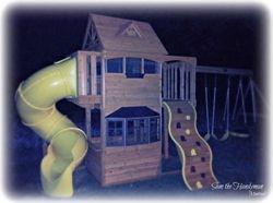 "Big Backyard ""Frontenac"" Playset:"