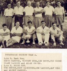 Benandarah Circket Team - date unknown