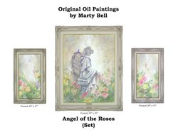 Angel of the Roses & Panels