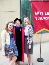 Dean of the College of Arts and Sciences