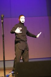 Ministry in Mime